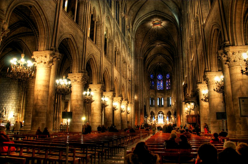 a history of the chartres cathedral of notre dame